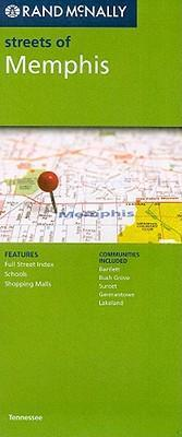 Rand McNally Streets of Memphis