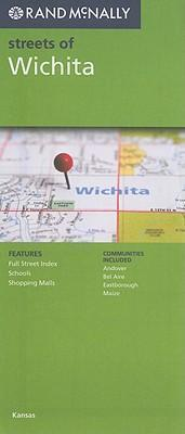 Rand McNally Streets of Wichita, KS