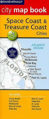 Rand McNally City Map Book: Space Coast & Treasure Coast Cities