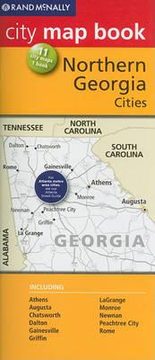 Rand McNally City Map Book: Northern Georgia Cities