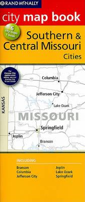 Rand McNally City Map Book: Southern & Central Missouri Cities