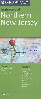 Rand McNally Highways of Northern New Jersey, New Jersey