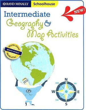 Intermediate Geography & Map Activities