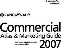 Rand McNally Commercial Atlas & Marketing Guide