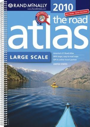 The Road Atlas Large Scale: United States