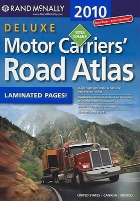 Rand McNally Deluxe Motor Carriers Road Atlas
