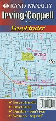 Rand McNally EasyFinder Irving/Coppell Texas