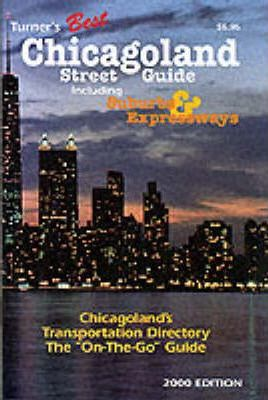 Turner Chicago Street Guide