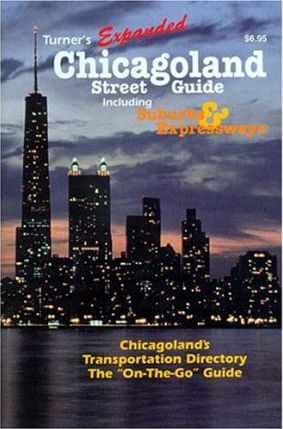 Turner's Chicago Street Guide (Illinois)