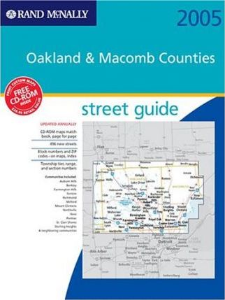 Street Guide-Oakland/Macomb Counties