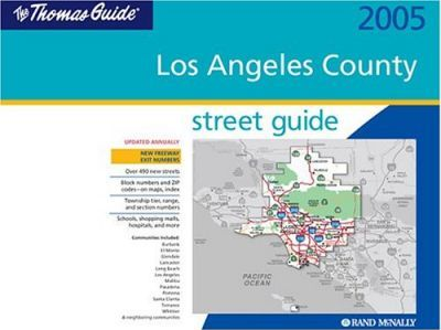 Thomas Guide-2005 Los Angeles County