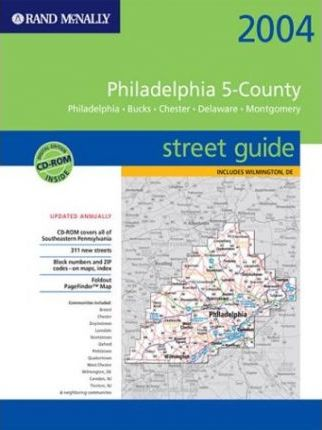 Street Guide Philadelphia 5-County