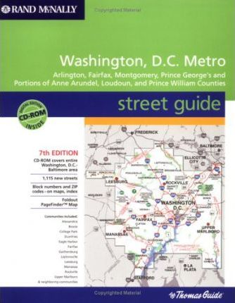 Thomas Guide - Washington D.C. Metro