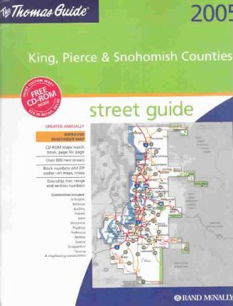 Thomas Guide - King, Pierce, & Snohomish Counties