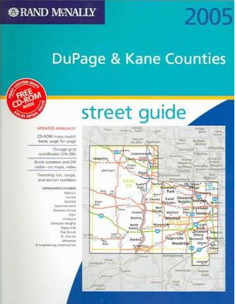 Street Guide-Dupage/Kane Counties