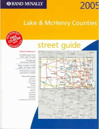 Street Guide-Lake & McHenry Counties