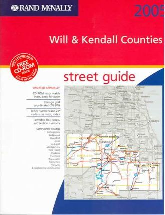 Street Guide-Will & Kendall Counties