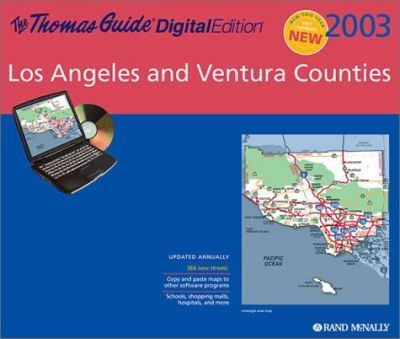Thomas Guide 2003 Los Angeles/Ventura