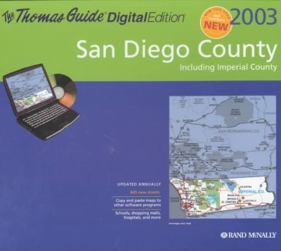 Thomas Guide 2003 San Diego County