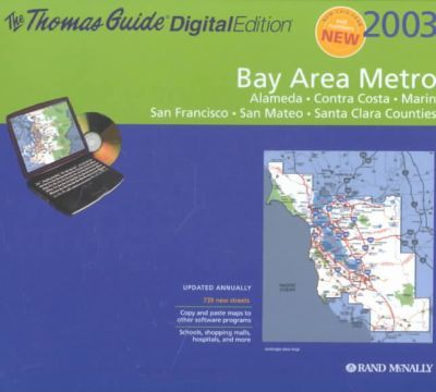 Thomas Guide 2003 Bay Area