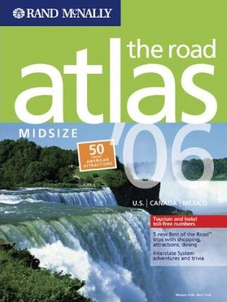 Rand McNally Midsize the Road Atlas