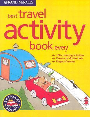 Best Travel Activity Book Ever, AA