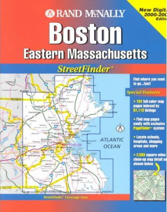 Boston Eastern Mass Streetfinder