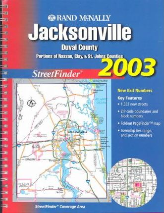 Streetfinder-Jacksonville & Duval County