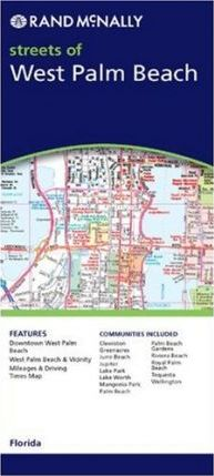 West Palm Beach (Florida) City Map
