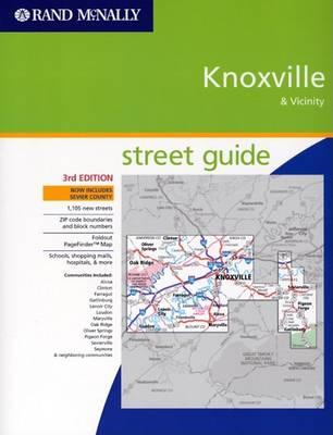 Rand McNally Street Guide Knoxville & Vicinity