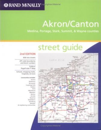 Street Guide-Akron/Canton