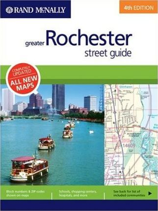 Rand McNally Greater Rochester Street Guide
