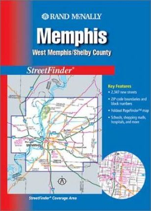 Streetfinder-Memphis/West Memphis/Shelby County
