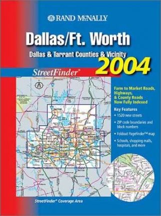Streetfinder-Dallas/Fort Worth