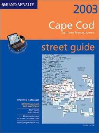 Rand McNally Street Guide Southeastern Massachusetts/Cape Cod & & the Islands