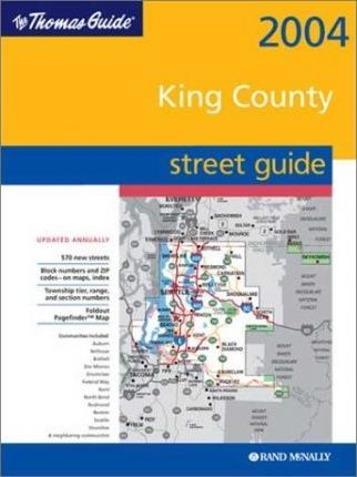 Thomas Guide-King County