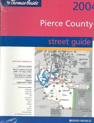 Thomas Guide-2004 Pierce County