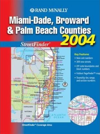 Streetfinder - Miami-Dade, Broward, // & Palm Beach Counties