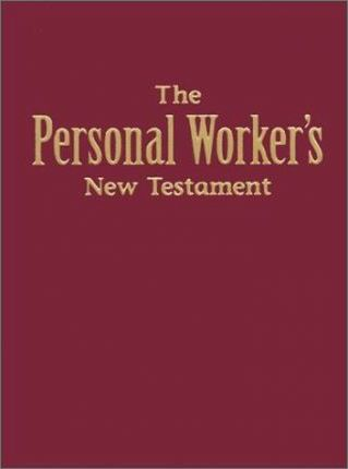 Kjv Personal Workers New Testament/Psalms