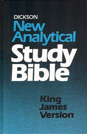 New Analytical Study Bible
