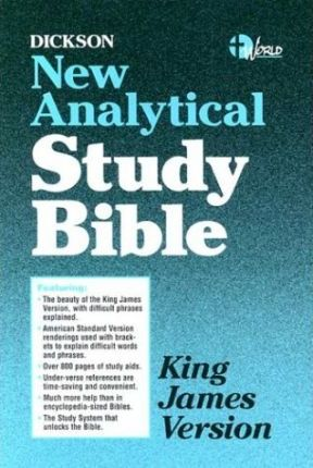 Dickson's New Analytical Study Bible-KJV