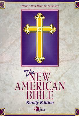 New American Bible Family Red