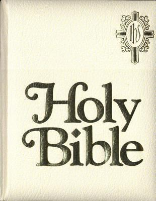 New American Bible Family White