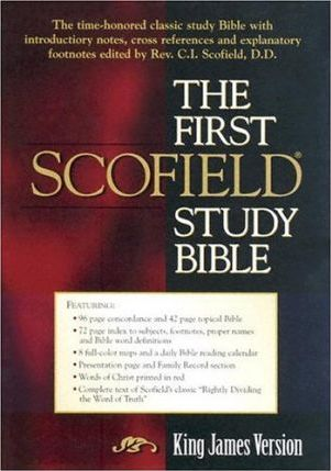 First Scofield Study Bible-KJV