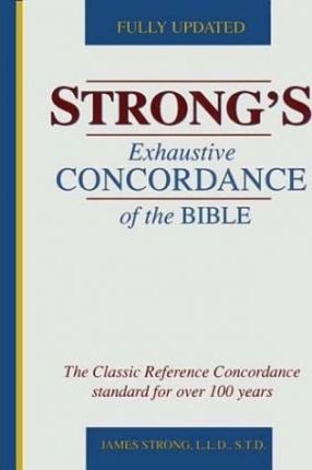 Strong's New Exhaustive Concordance of the Bible : James