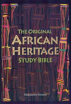 African Heritage Study Bible