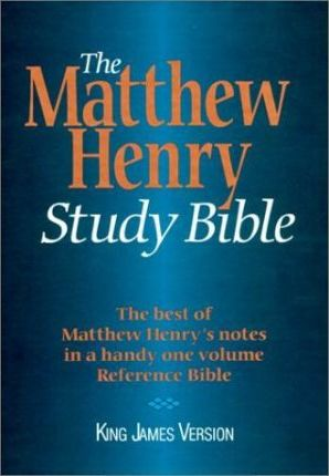 The Matthew Henry Study Bible: Mh50