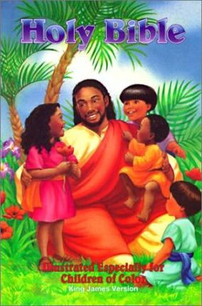 Holy Bible Illustrated Especially for Children of Color