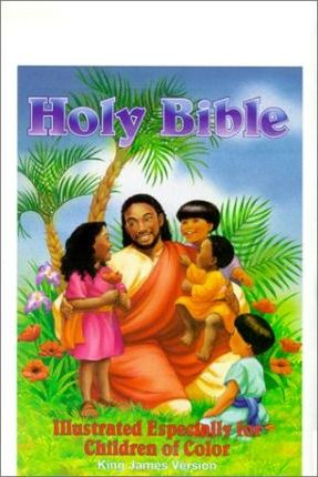 Holy Bible- Illustrated Especially for Children of Color