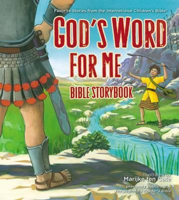 God's Word for Me Bible Storybook